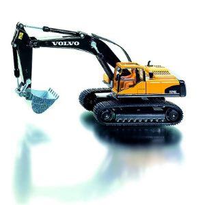 Siku 3535 - Excavatrice hydraulique Volvo EC 290 - 1:50