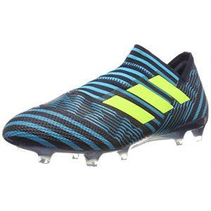 Adidas Nemeziz 17+ 360agility FG, Chaussures de Sport Homme - Bleu - Bleu