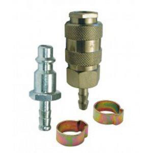Mecafer %u2013 Kit de montage rapide pour tuyau diam. 6x11