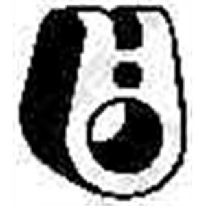 Bosal Silent bloc 255-465