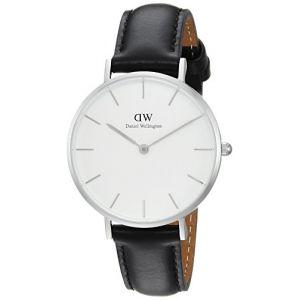 Daniel Wellington DW00100186 - Montre pour femme avec bracelet en cuir