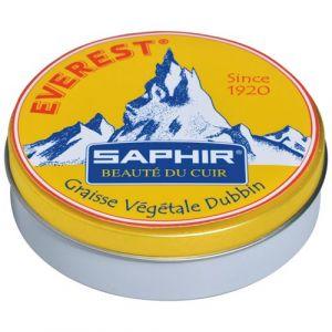 Saphir Graisse végétale Dubbin Everest - 100 ml - Blanc