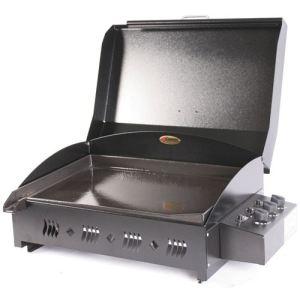 Le Marquier BAP3308 - Plancha gaz 3 feux à poser