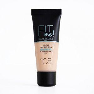 Maybelline Fit me! Matte+poreless 105