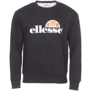 ELLESSE Eh H SWS Col Rond Uni Noir, Sweat-Shirt - XL