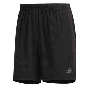 Adidas Pantalons Supernova - Black / Black - Taille S