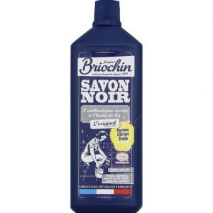 Briochin Savon noir parfum citron frais