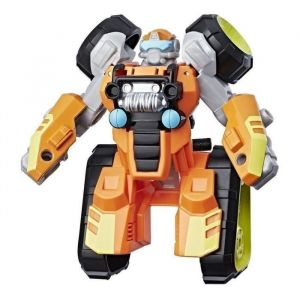 Hasbro Transformers Rescue Bots Brushfire - Figurine Transformable 12 cm