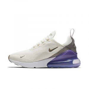 Nike Chaussure Air Max 270 Femme - Crème - Couleur Crème - Taille 37.5