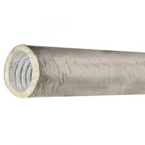 Isotip Joncoux Gaine souple isolée thermique et phonique - diamètre 125 - 5 m
