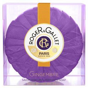 Roger & Gallet Gingembre - Savon parfumé