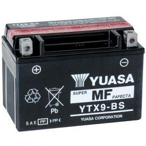 Yuasa Batterie Plomb YTX9-BS 12V 8.4Ah Moto