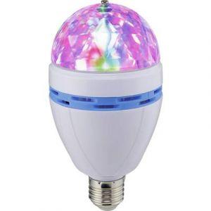 Renkforce Ampoule disco multicolore 1349524 E27 1 W