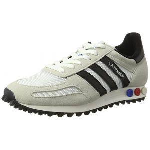 best authentic 0810e 03f61 Adidas La Trainer OG, Baskets Basses Homme, Blanc (Vintage WhiteCore Black