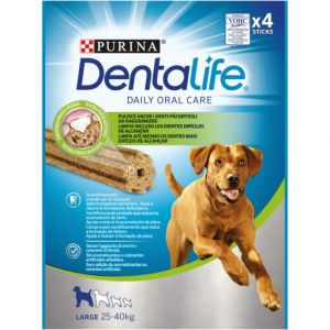 Purina Dentalife DENTALIFE Grand Chien - 142 g,