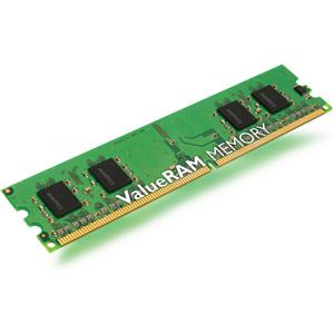Kingston KVR16N11S6/2 - Barrette mémoire ValueRAM 2 Go DDR3 1600 MHz CL11 Dimm 240 broches