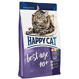 Happy cat 1,4kg Best Age 10+ pour chat - Croquettes pour chat