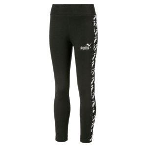 Puma Amplified Leggings G Fille, Black, FR Unique (Taille Fabricant : 140)