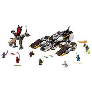 Lego 70595 - Ninjago : Le tank ultra furtif