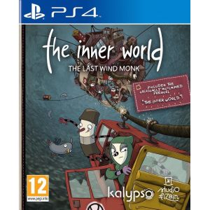 The Inner World The Last Wind Monk sur PS4