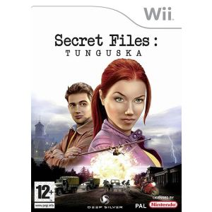 Secret Files : Tunguska [Wii]