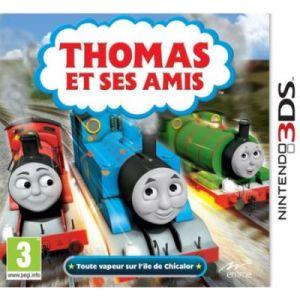 Thomas et ses Amis : Toute vapeur sur l'île de Chicalor [3DS]