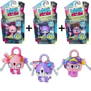 Hasbro Lock Stars Series 1 Multi Pack