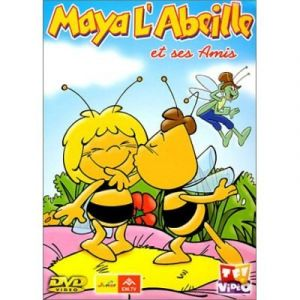 Maya l'Abeille : Maya l'Abeille et ses amis [DVD]