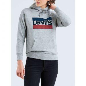 Levi's Graphic Sport Hoodie grey (35946-0000)