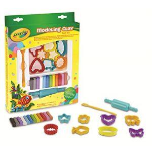 Crayola Set d'accessoires pâte à modeler