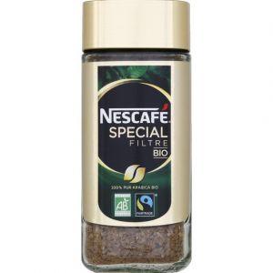 Nescafe Café en grains spécial filtre bio
