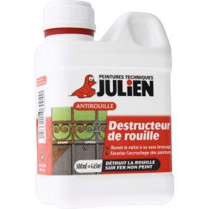 Julien Destructeur de rouille Ot rouille - Bidon 500 ml