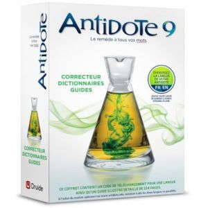 Antidote 9 [Windows, Mac OS, Linux]