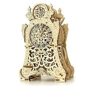 Wooden.City Puzzle 3D en Bois - Magic Clock