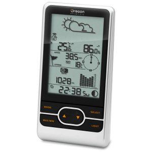 Oregon scientific WMR86 - Station météo Pro, thermo-hygromètre intérieur et extérieur