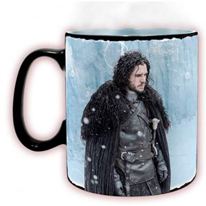 Abystyle GAME OF THRONES - Mug Heat Change Thermoréactif Winter is here 460 ml