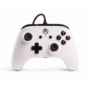 PowerA Manette filaire pour Xbox One - blanc