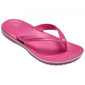 Crocs Crocband Flip, Tongs Mixte Adulte, Rose