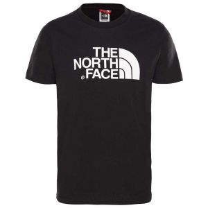 The North Face T-shirts S/s Easy - TNF Black / TNF White - Taille XS