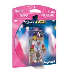 Playmobil 70237 - Rappeuse Playmo-Friends
