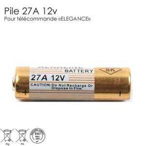 Pile 12v 8LR50 (27A)