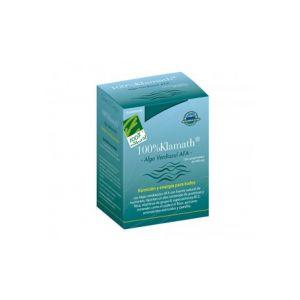 100% Natural 100% Klamath bleu-vert algues bleu-vert AFA 150comp
