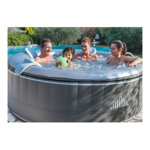 "Poolstar Spa gonflable ""NetSpa Malibu"" 4 places"