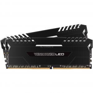 Corsair Vengeance LED Series 16 Go (2x 8 Go) DDR4 3200 MHz CL16 - CMU16GX4M2D3200C16