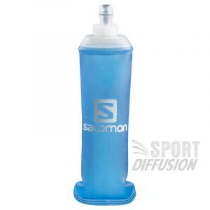 Salomon Bouteille Soft Flask (0,5 L), Valve Blaster, 26 x 7 x 3 cm, L40279900