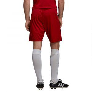 Adidas Short TEAM19 Knit Short rouge - Taille EU S,EU M,EU L