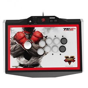 MadCatz FightStick Street Fighter V Tournament Edition 2+ pour PS3 et PS4