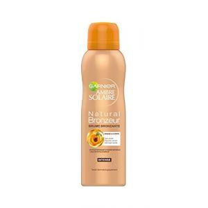Garnier Ambre Solaire - Brume bronzante visage et corps