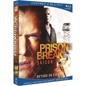 Prison Break - L'intégrale saison 3