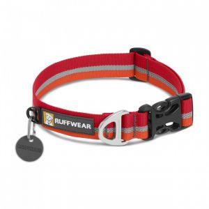 Ruffwear Collier pour chien Crag rouge Tailles : L